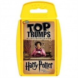 Top Trumps Harry Potter and the Order of the Phoenix RRP £8.00