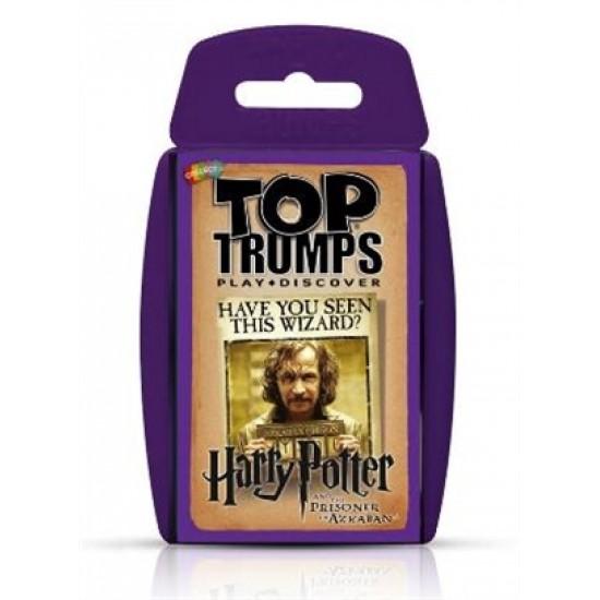 Top Trumps Harry Potter and the Prisoner of Azkaban RRP £8.00