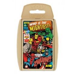 Top Trumps Marvel Retro Who's the Mightiest? RRP £8.00