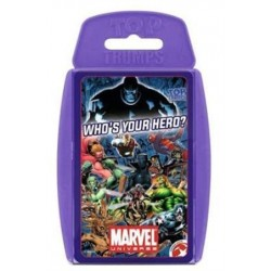 Top Trumps Marvel Universe: Who's Your Hero? RRP £8.00