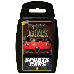 Top Trumps Sports Cars RRP £6.00