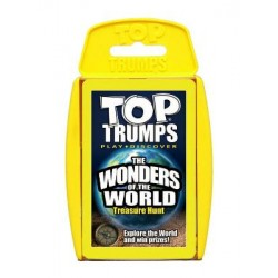 Top Trumps Wonders of the World RRP £6.00
