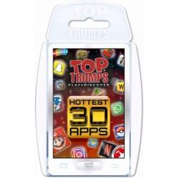 Top Trumps Hottest 30 Apps RRP £6.00