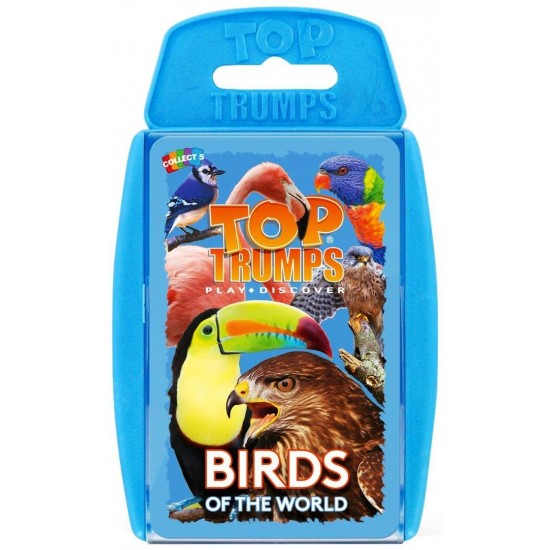 Top Trumps Birds of the World RRP £6.00