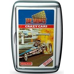 Top Trumps Retro Collection Crazy Cars RRP £6.00