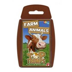 Top Trumps Farm Animals RRP £6.00