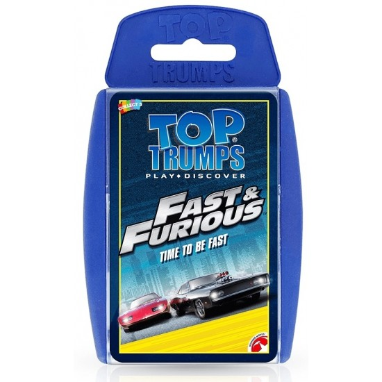 Top Trumps Fast & Furious RRP £8.00