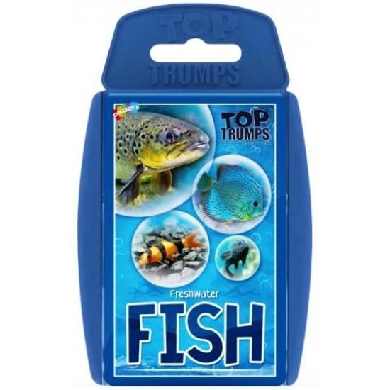 Top Trumps Fresh Water Fish RRP £6.00