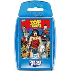 Top Trumps DC's Justice League RRP £8.00
