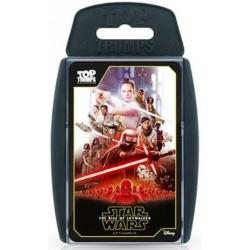 Top Trumps Star Wars Episode 9: The Rise of Skywalker RRP £8.00