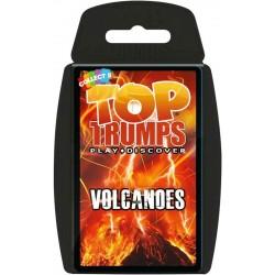 Top Trumps Volcanoes RRP £6.00