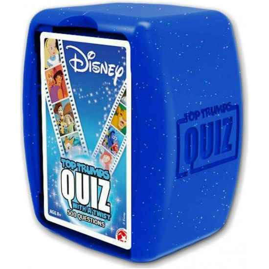 Disney Quiz RRP £9.99