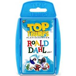 Top Trumps Roald Dahl vol. 2 RRP £8.00