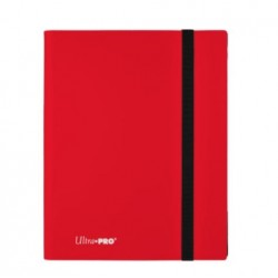 Ultra Pro Binder Eclipse - Apple Red RRP £18.99