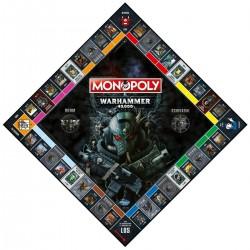 Warhammer Monopoly RRP £29.99