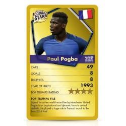 Top Trumps World Football Stars Gold RRP £8.00
