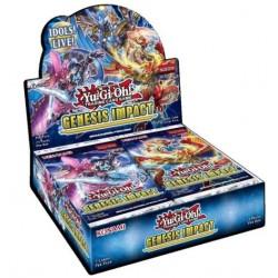 Yu-Gi-Oh Genesis Impact Boosters (24ct) RRP £3.59